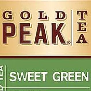 Gold Peak Green Tea | $1.75